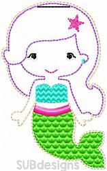 Mermaid book band-Book band mermaid oversized feltie outline silhouette felt embroidery design 4x4 5x7 6x10 pattern small tiny mini triple bean patch in the hoop applique planner clip paperclip book pen elastic diy bookmark page bird summer hair bow holder hairbow