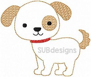 Puppy book band-Book band oversized feltie outline silhouette felt embroidery design 4x4 5x7 6x10 pattern small tiny mini triple bean patch in the hoop applique planner clip paperclip book pen elastic diy bookmark page bird summer hair bow holder hairbow dog puppy doggy pup